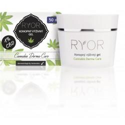Konopný výživný gel