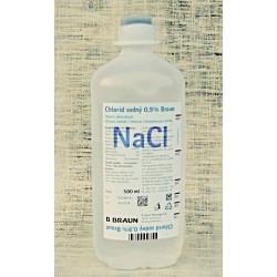 FYZIOLOGICKÝ ROZTOK sterilní NaCl