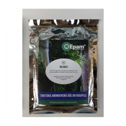 Mumio - sůl do koupele Epam 250 g